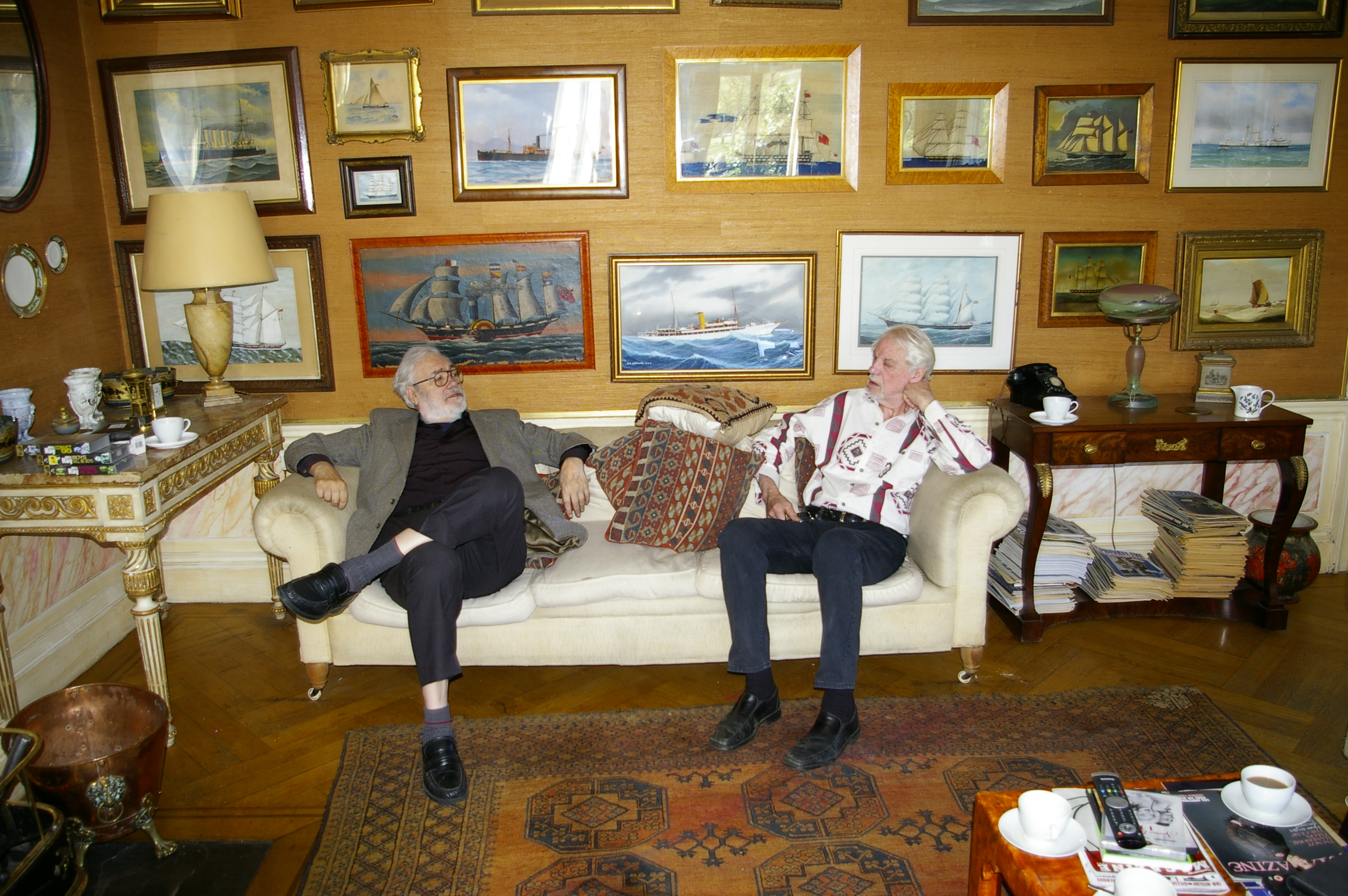 Alan Simpson and Ray Galton