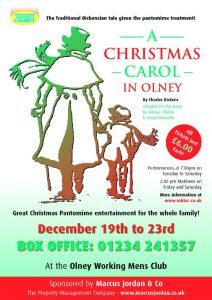 MKTOC Olney Christmas Carol