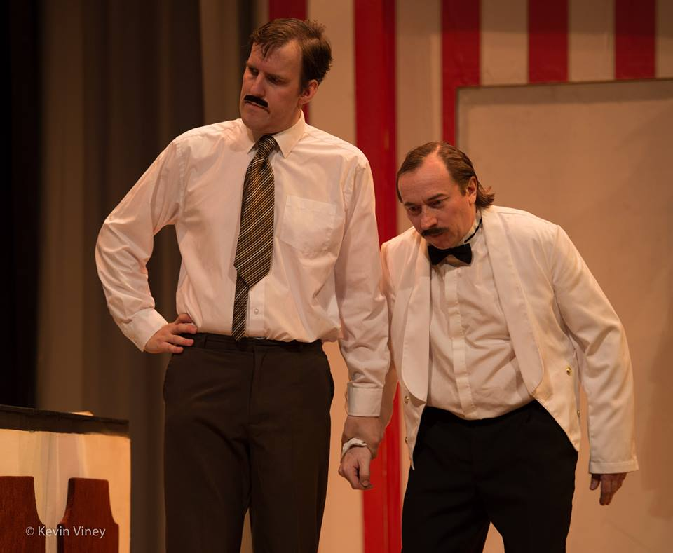MKTOC Fawlty Towers - Basil and manuel