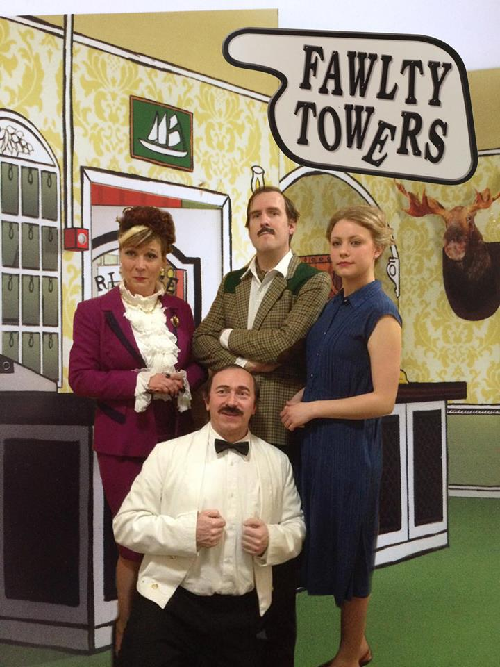 MKTOC Fawlty Towers