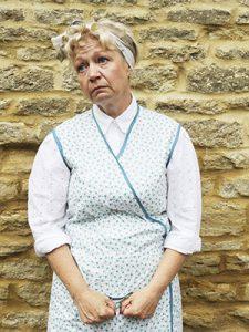MKTOC Ripping Yarns Mrs Olthwaite