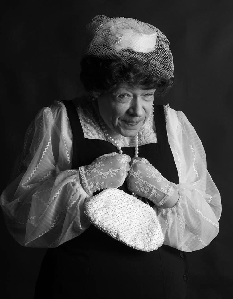 MKTOC Ladykillers Old lady