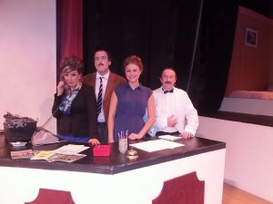 MKTOC Fawlty Towers reception