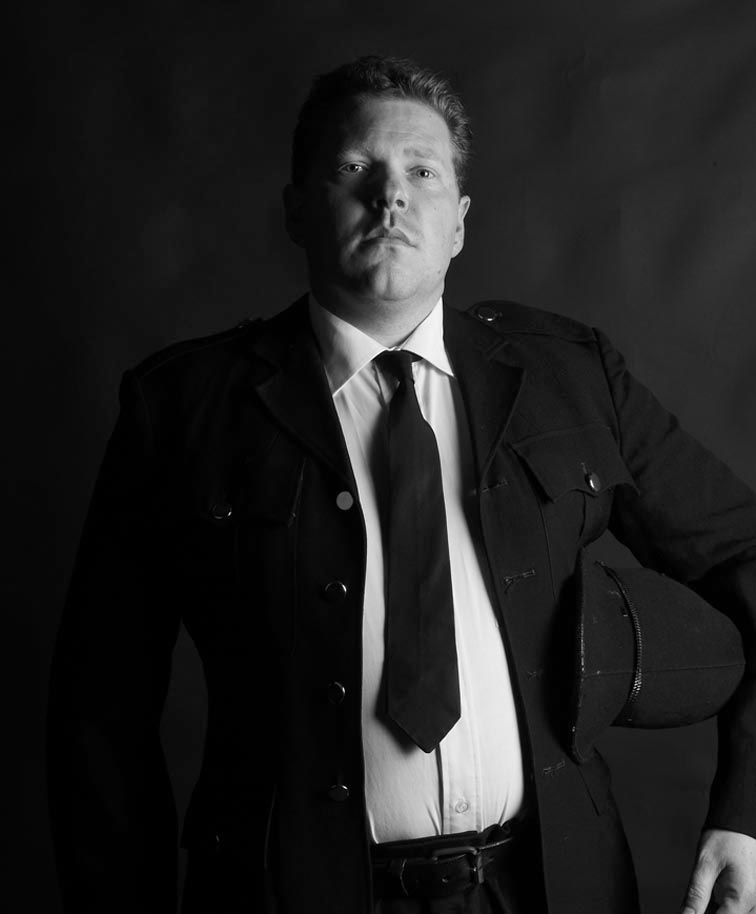 MKTOC Ladykillers - Policeman