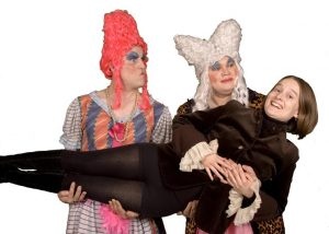 MKTOC Cinderella Uglies-and-Dandini