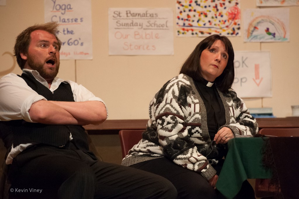 MKTOC Vicar of Dibley - Owen and Gerry