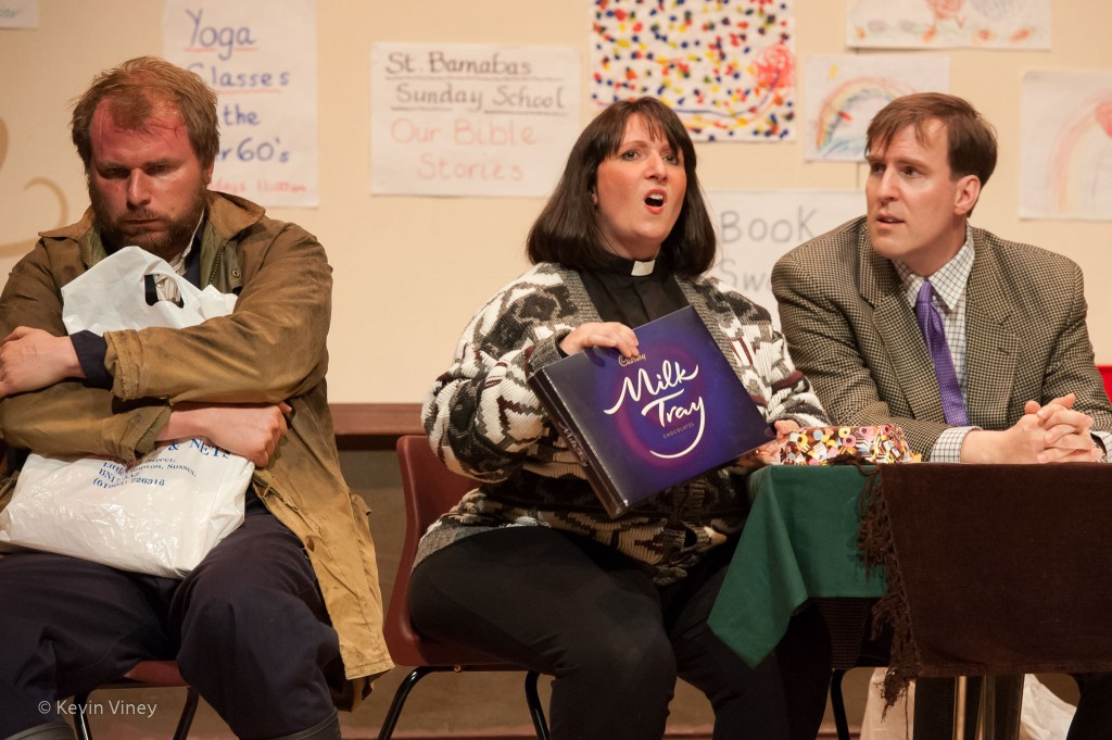 MKTOC Vicar of Dibley - Choccies
