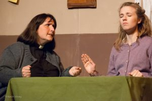 MKTOC Vicar of Dibley - Alice and Gerry
