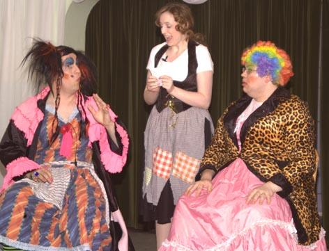 MKTOC Cinderella showtickets
