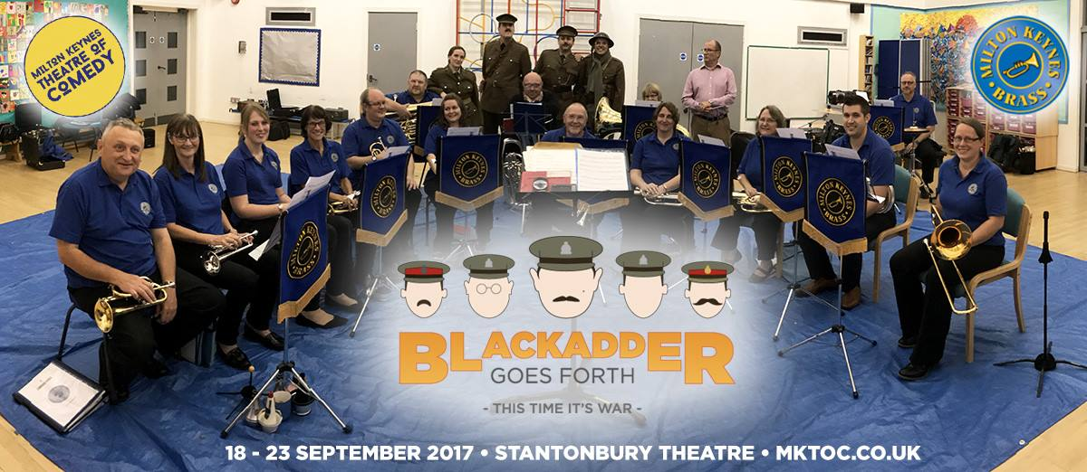 Blackadder Goes Forth MKTOC Brass Band
