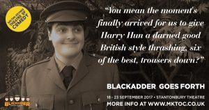 Blackadder Goes Forth MKTOC George