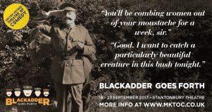 Blackadder Goes Forth MKTOC Melchett