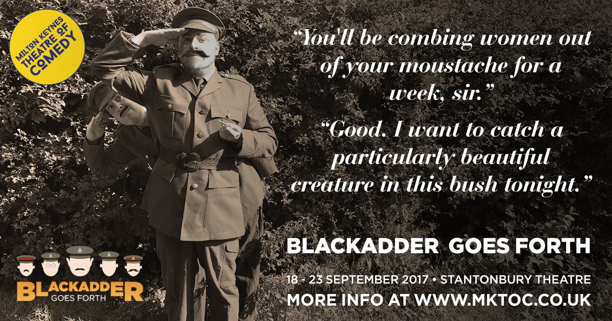 Blackadder Goes Forth MKTOC Melchett