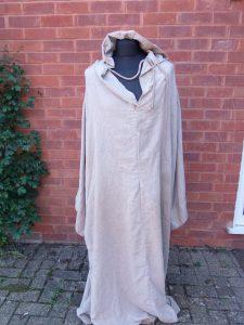 MKTOC Hermit robe
