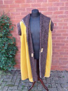 MKTOC Tudor Robe