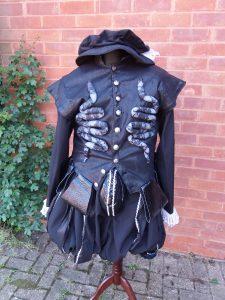 MKTOC Blackadder outfit