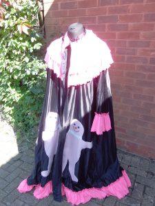MKTOC Dame Mr Blobby robe