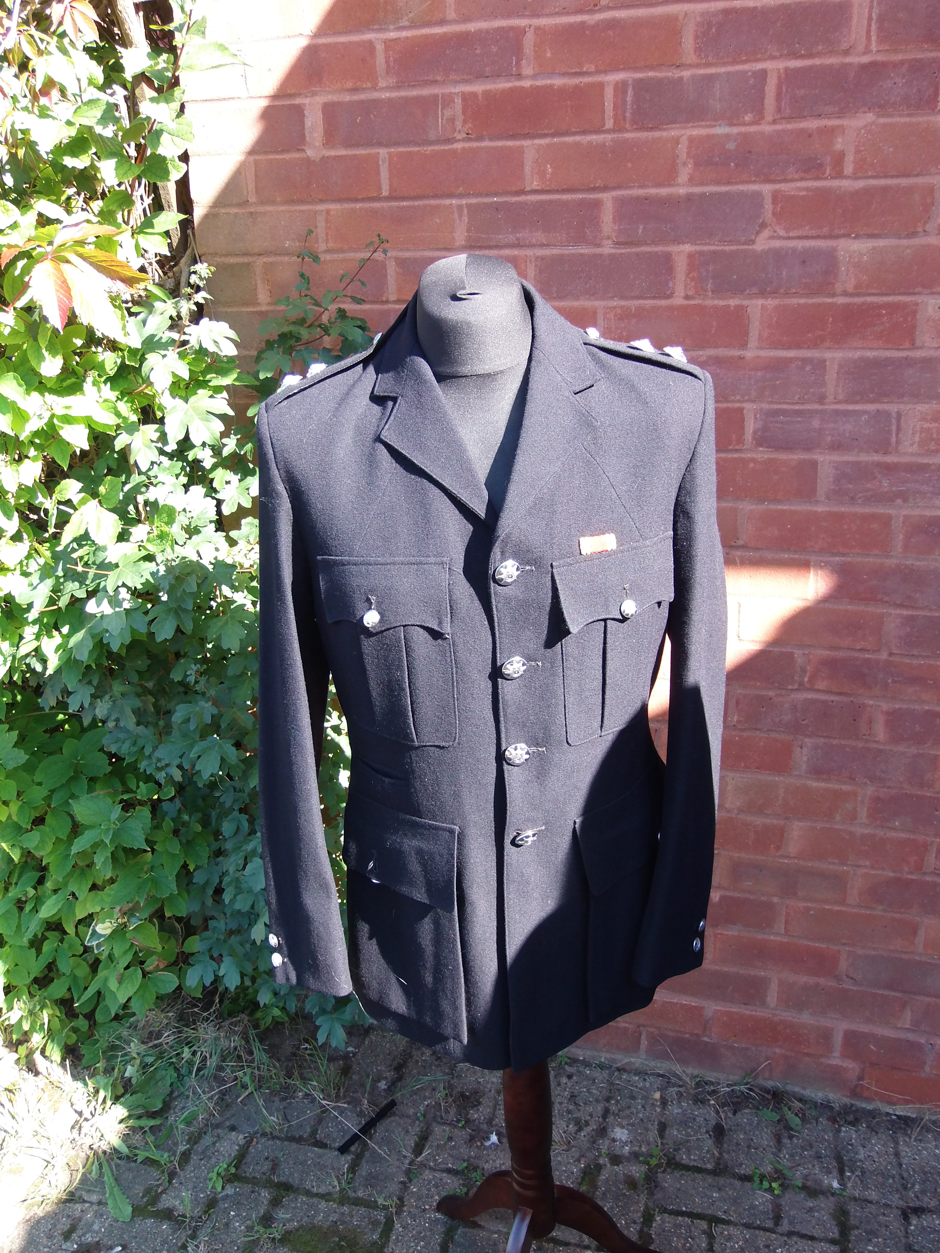 MKTOC Modern Policeman