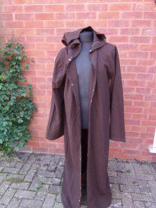 MKTOC Monk robe