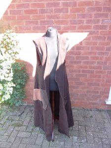 MKTOC Brown robe