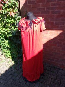 MKTOC Red dress