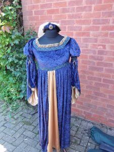 MKTOC Tudor dress