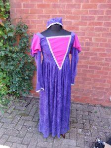 MKTOC Tudor dress