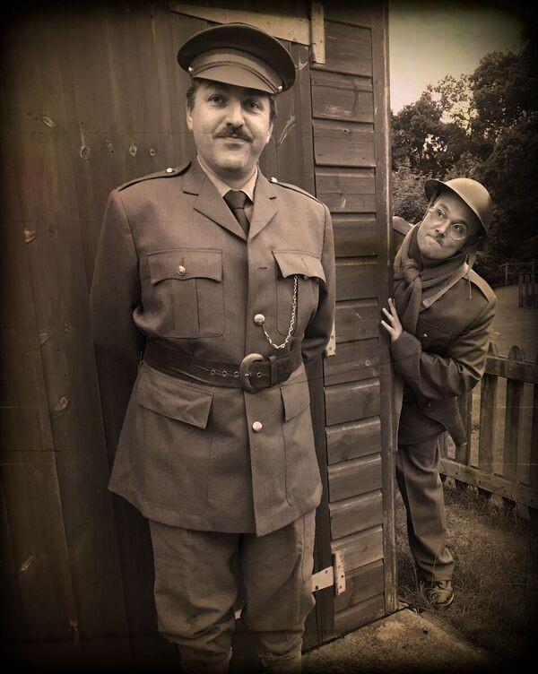 Blackadder Goes Forth MKTOC Duo