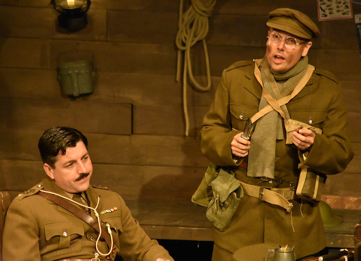 Blackadder Goes forth - Bullet