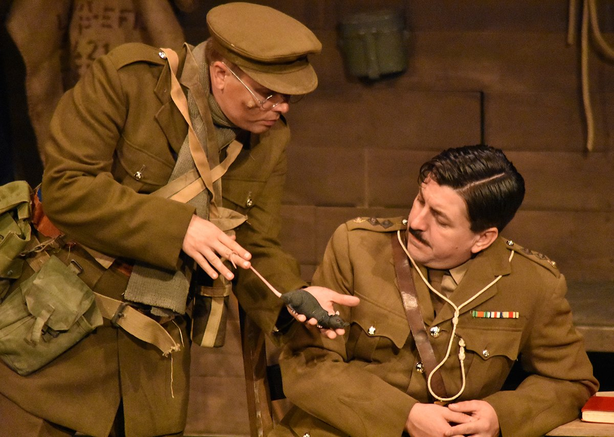 Blackadder Goes forth - Rat