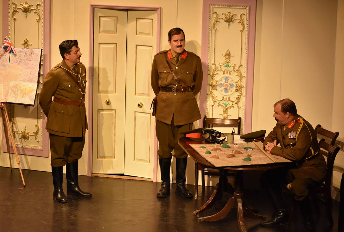 Blackadder Goes forth - HQ