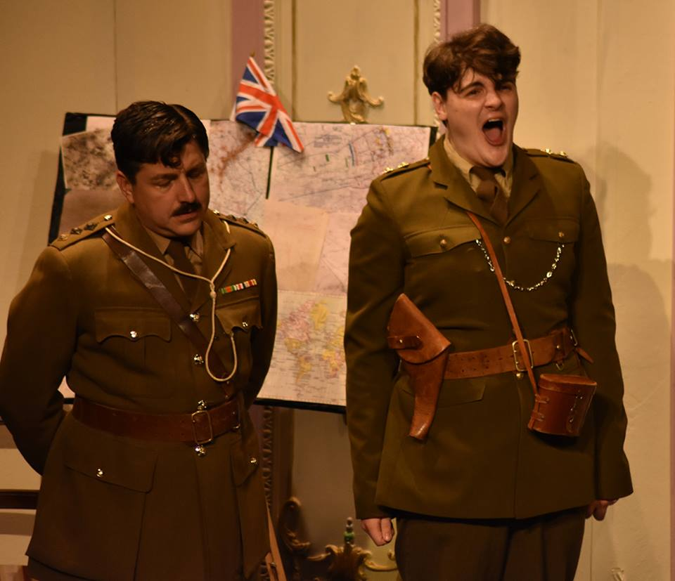 Blackadder Goes forth - Bravo!