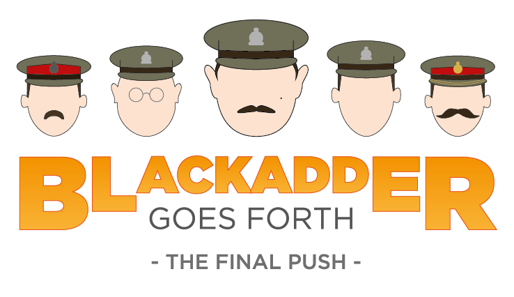 Blackadder Goes Forth – The Final Push