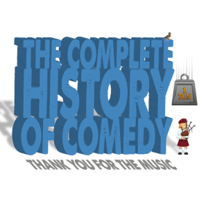 MKTOC Complete History Of Comedy3 logo