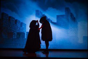 MKTOC - BA Queen of Spain: Lovers tryst
