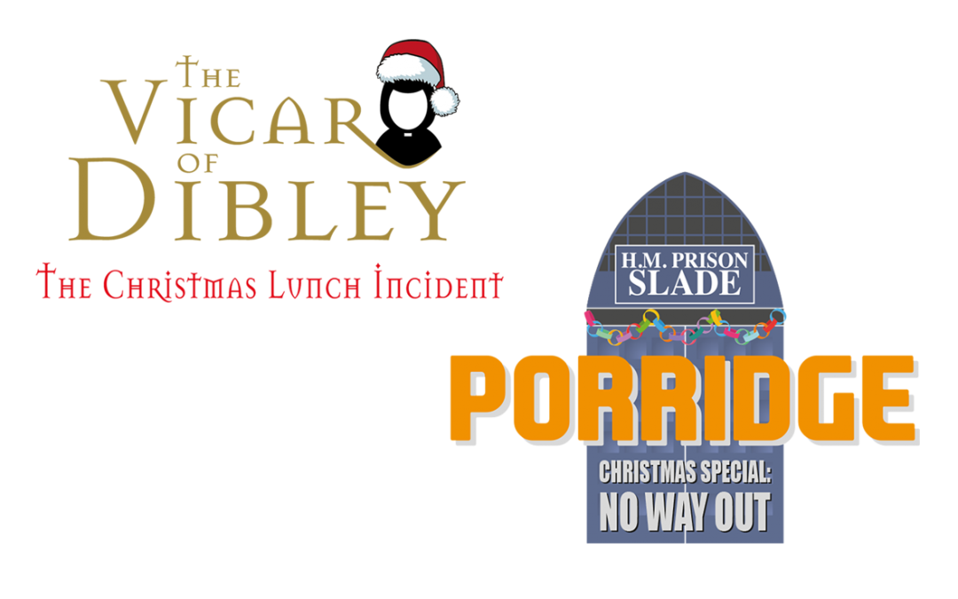 The Vicar of Dibley and Porridge at Christmas