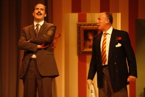 MKTOC - Fawlty Towers: Basil and Major
