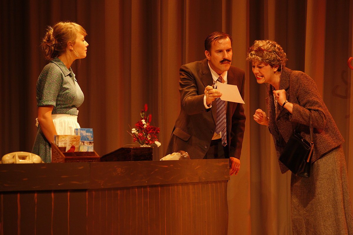 MKTOC - Fawlty Towers: Communication Problems