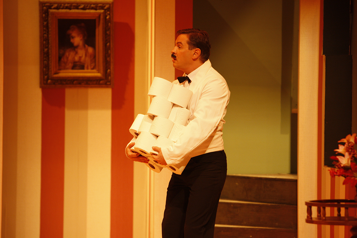 MKTOC - Fawlty Towers: Manuel