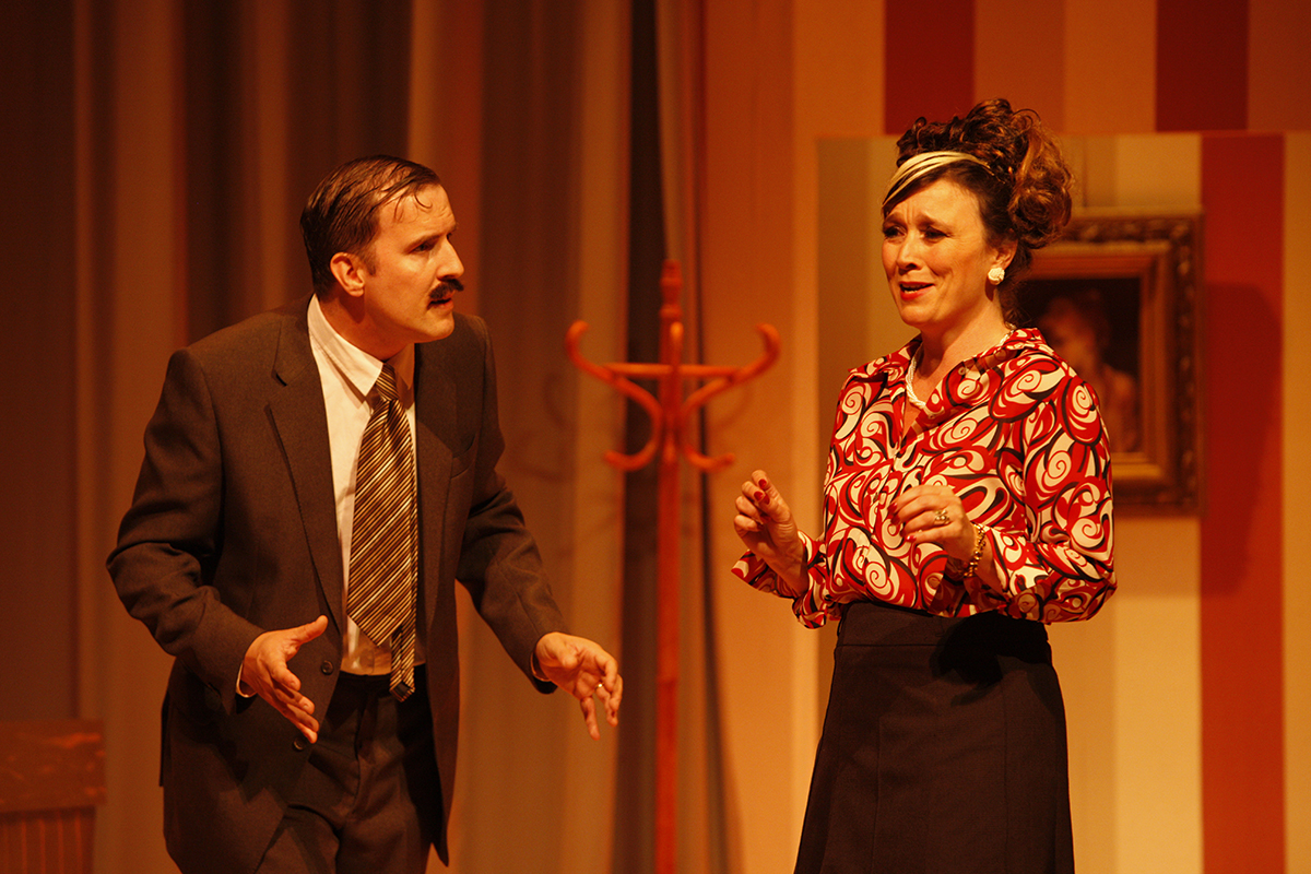 MKTOC - Fawlty Towers: Basil and Sybil