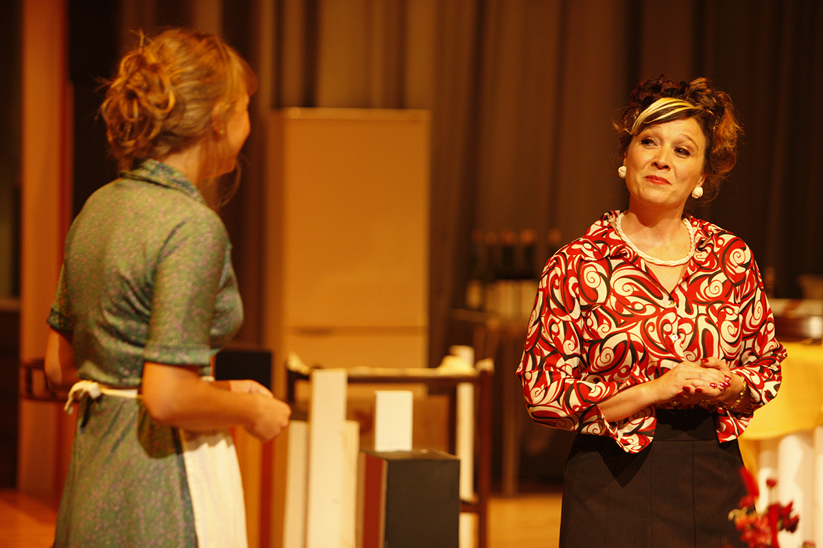 MKTOC - Fawlty Towers: Polly and Sybil