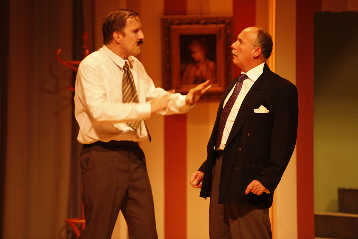 MKTOC - Fawlty Towers: Where's the money?