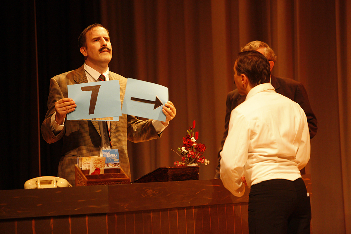 MKTOC - Fawlty Towers: Instructions