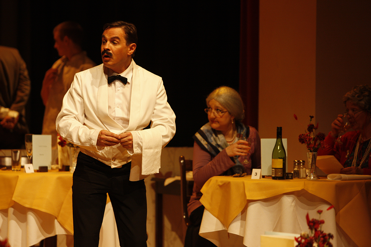 MKTOC - Fawlty Towers: Table service