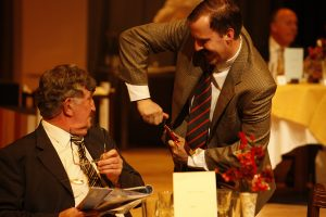 MKTOC - Fawlty Towers: Wine service