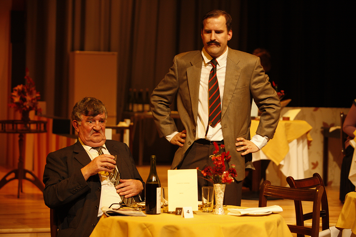 MKTOC - Fawlty Towers: Corked wine