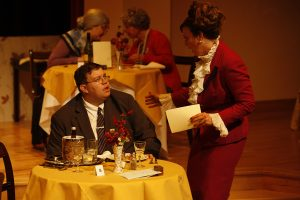 MKTOC - Fawlty Towers: Sybil and Mr Hutchinson