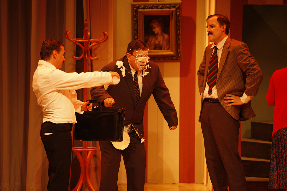 MKTOC - Fawlty Towers: Just desserts!