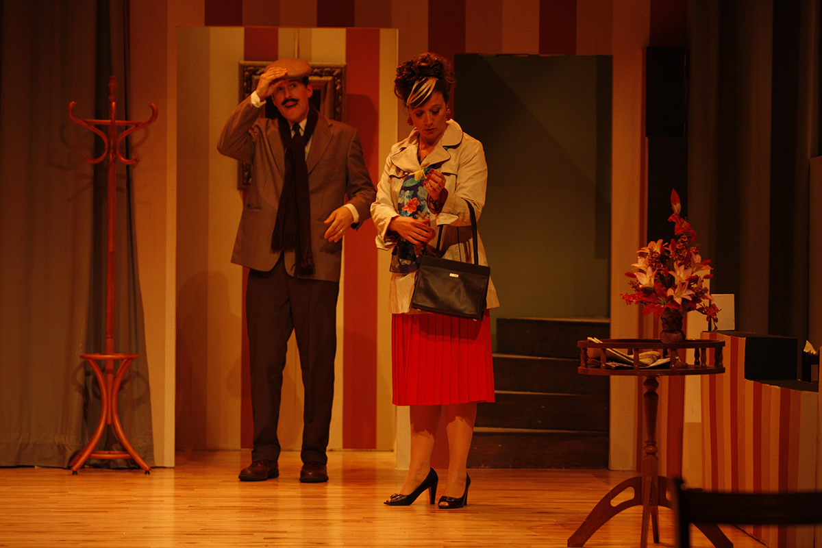 MKTOC - Fawlty Towers Sybil and Basil
