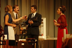MKTOC - Fawlty Towers - Public Health inspects the kitchen